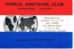 Club Kaart